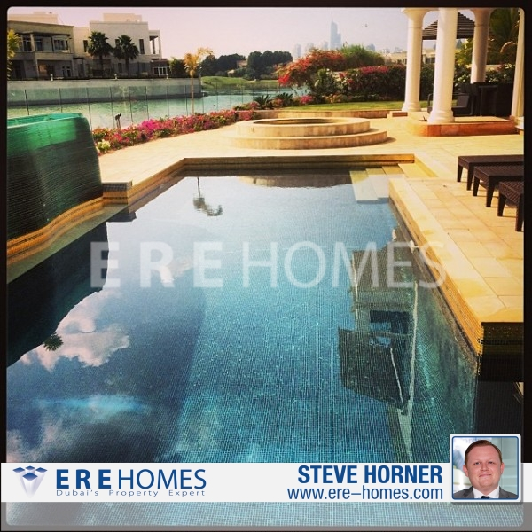 Luxurious Emirates Hills Property, Extremely Well Designed Property
