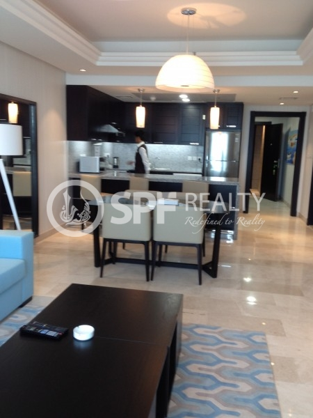 Spacious 2 Bedroom Apartment, Type C In Marina Residence 3