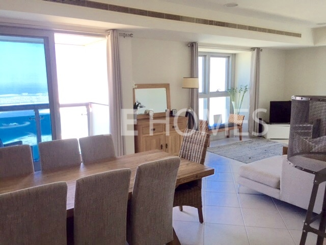 Price Reduction, Full Sea And Palm View, Unfurnished, 3 Bed Plus Maids, Princess Tower, Available Now, Viewings Possible Er R 12708