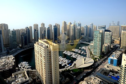 Exclusive Penthouse with Pool in Dubai Marina