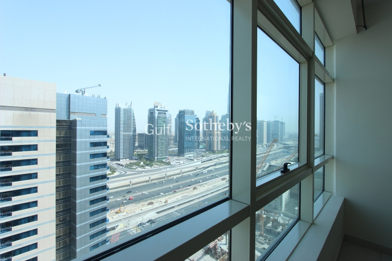 Fully Furnished-2br-Marina View Tower