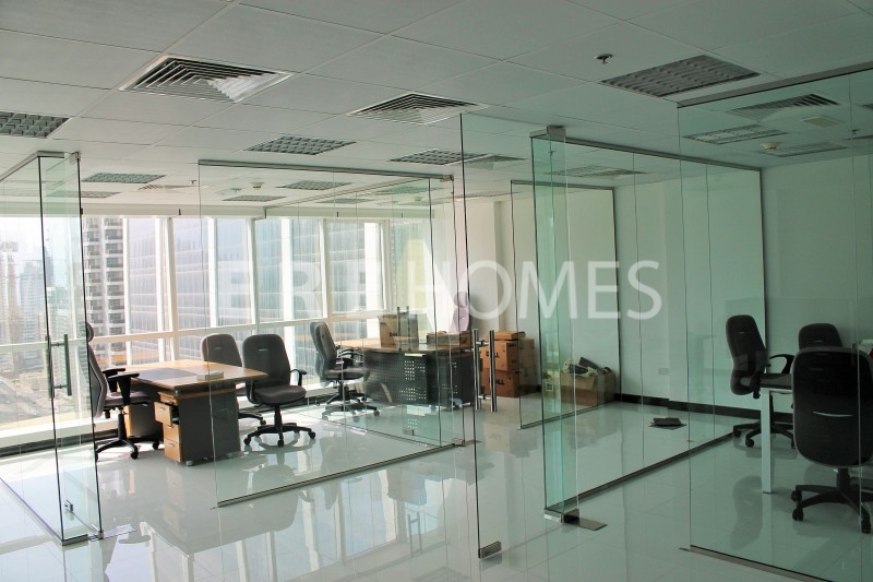 Fitted Office High Floor Jbc 5 Jlt Er R 13614
