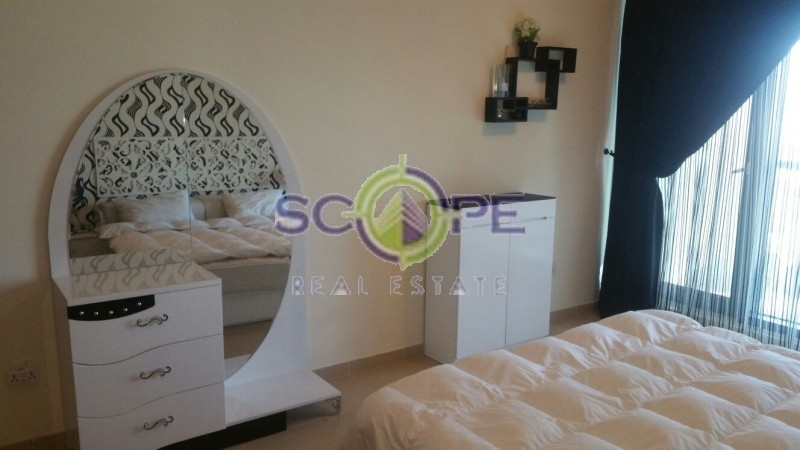Gorgeous 1 Bed | Fully Furnished | Higher Floor | X-Jlt