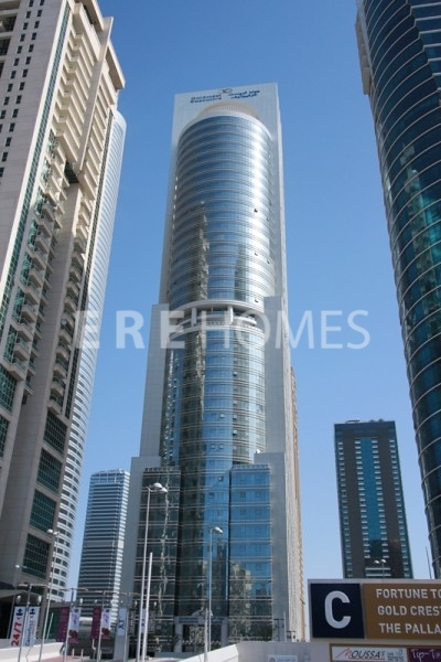 Fitted Office For Rent In Gold Crest Executive Tower Jlt Er R 6679