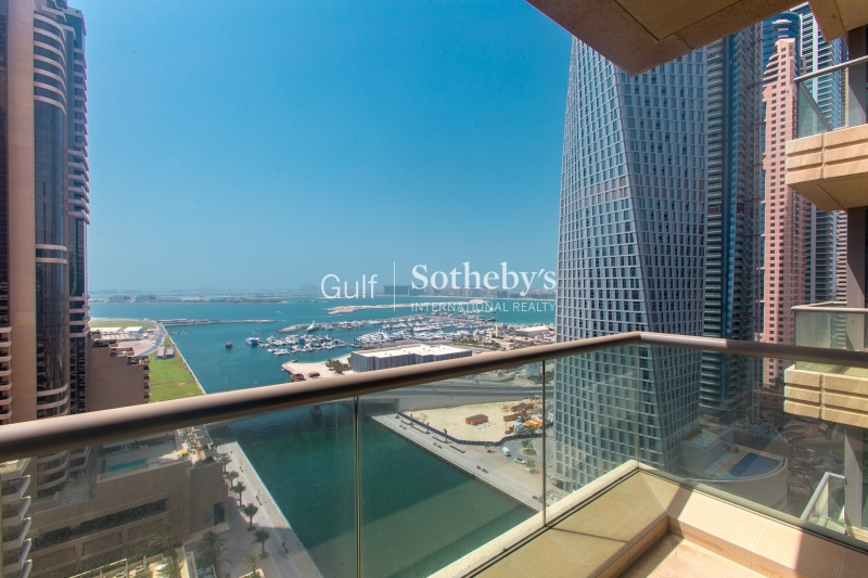 Full Sea View Two Bedroom-Iris Blue