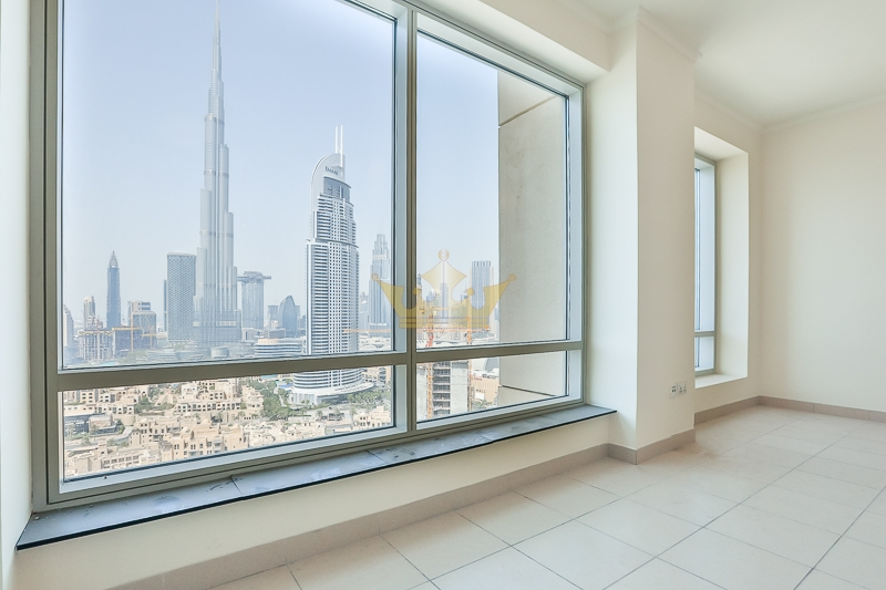 Full Burj Khalifa View 2Bedrooms in Downtown