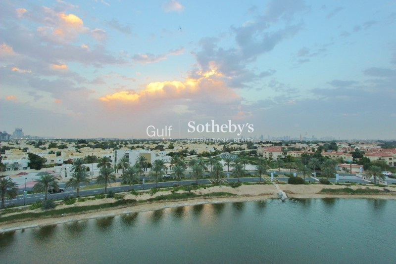 Lake View 3br Duplex In Jumeirah Heights