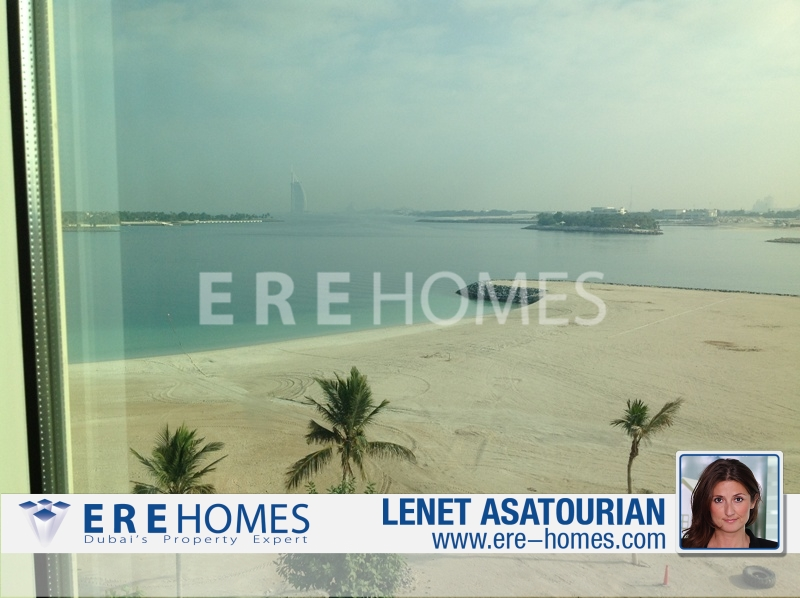 A Type Sea View 3 Bed Right Hand Side Palm Jumeirah Er S 3530