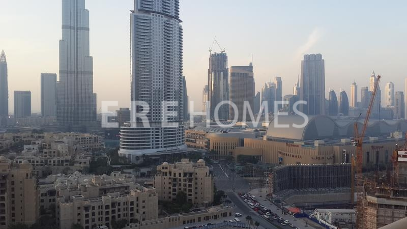 Beautiful Two Bedroom Apartment Plus Study, Burj Views, Downtown Er R 11745