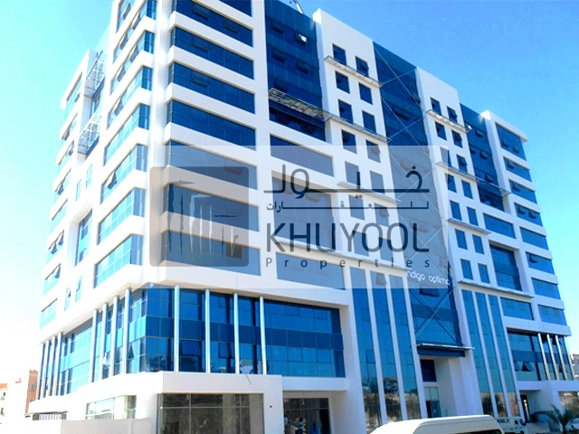 Corner Office Space For Immediate Sale At A Very Reasonable Price In Indigo Tower