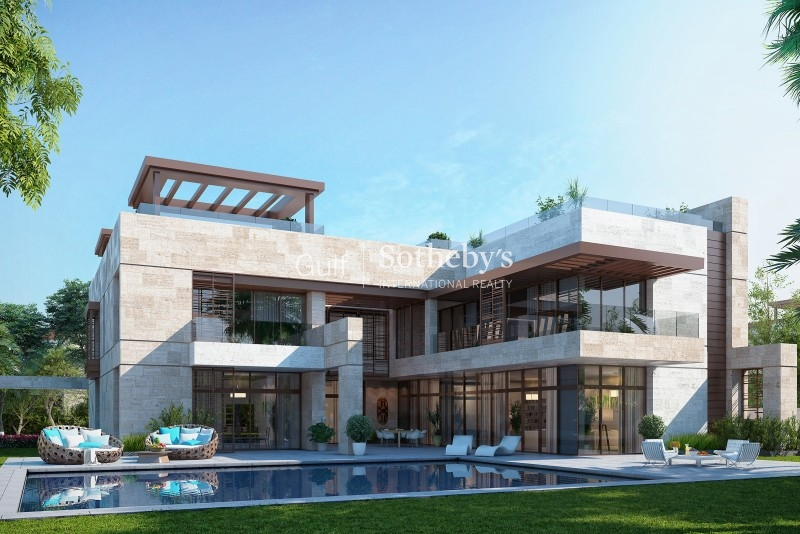 Jumeirah Hills-The Palaces