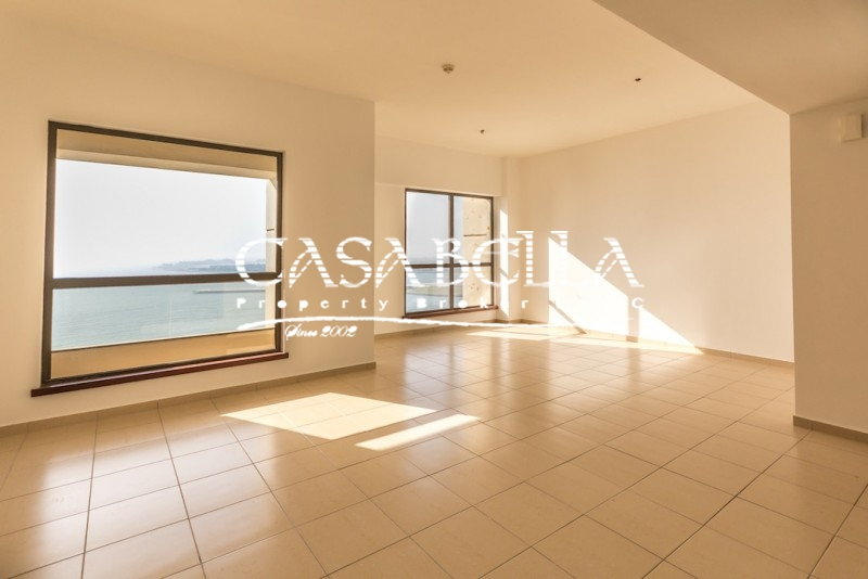 Lovely Vacant 2 Br Apt With Great Sea Views In Sadaf 4