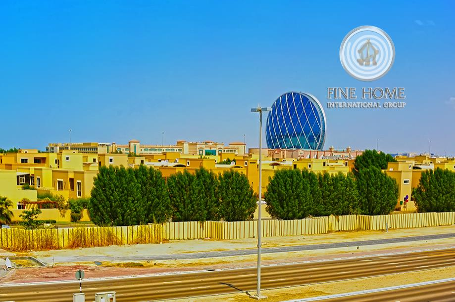 Residential Land In Khalifa City (L_702)