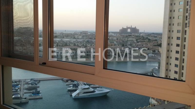 High Floor 2 Bed In Marina Residences With Amazing Views Of Marina And Atlantis