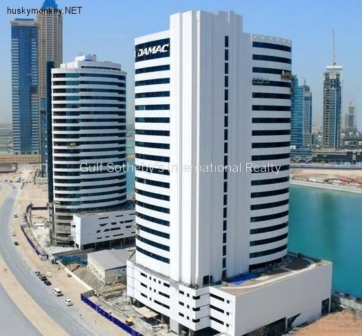 Distressed Office Damac Business Tower