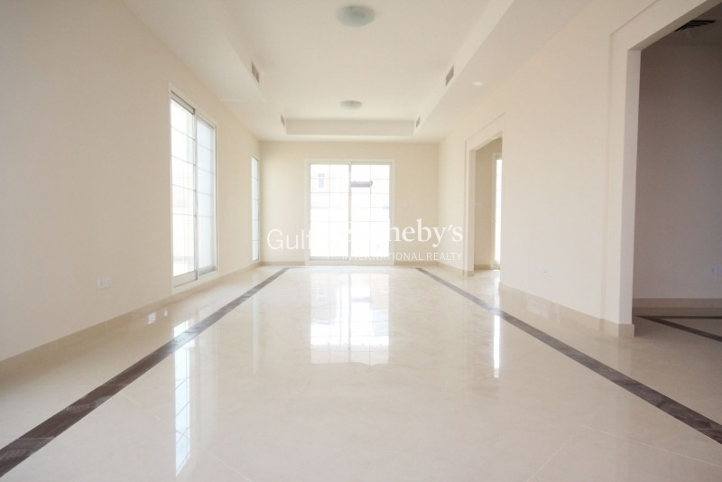Three Bedroom Villa Type B Facing Park