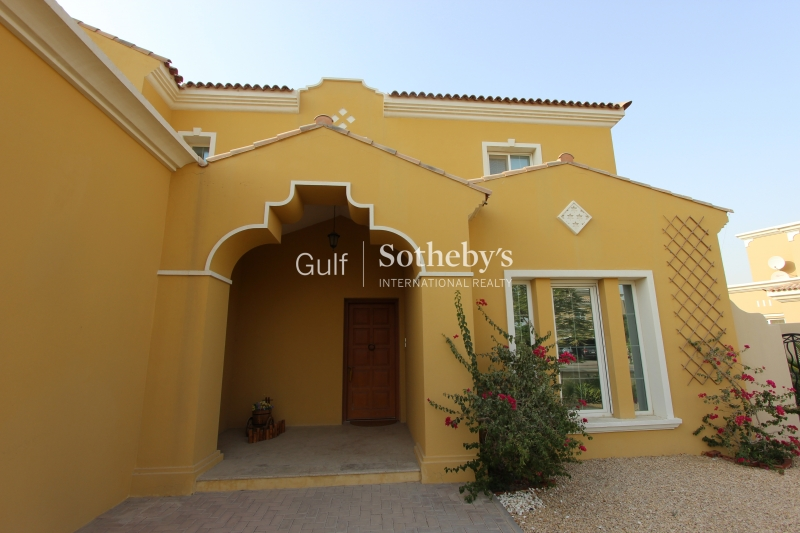 Immaculate 2br With Garden Zaafran Er S 8419