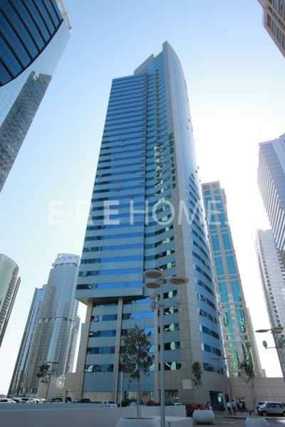 Fitted Office High Floor Hds Tower Cluster F Jlt Er R 12599