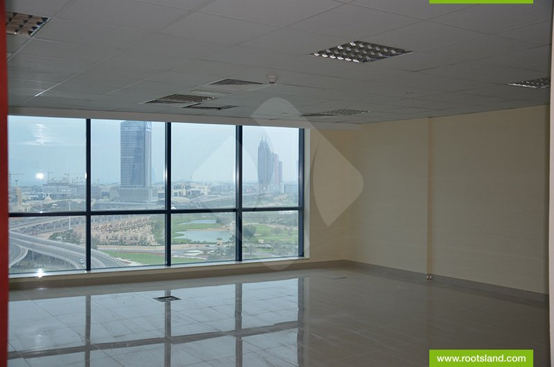 Office Space on Mid Floor with Good Price in X3 Tower