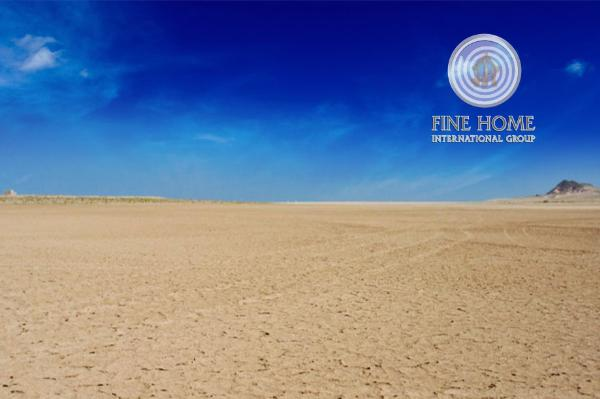 Commercial Land In Mohammed Bin Zayed City (L_1199)