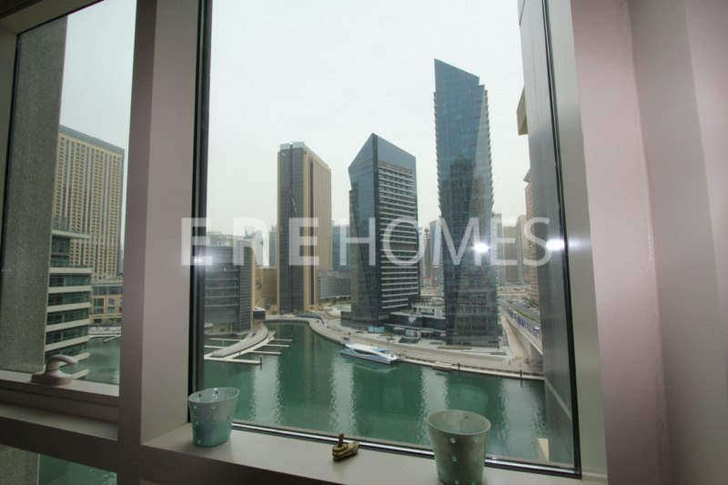 Full Burj Khalifa And Fountain View, Top Floor 1 Bedroom In The Address Downtown Er R 9568
