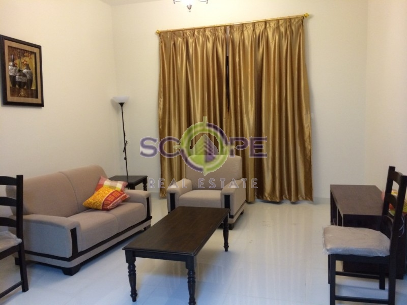 1 Bed Furnished, Rented W Balcony