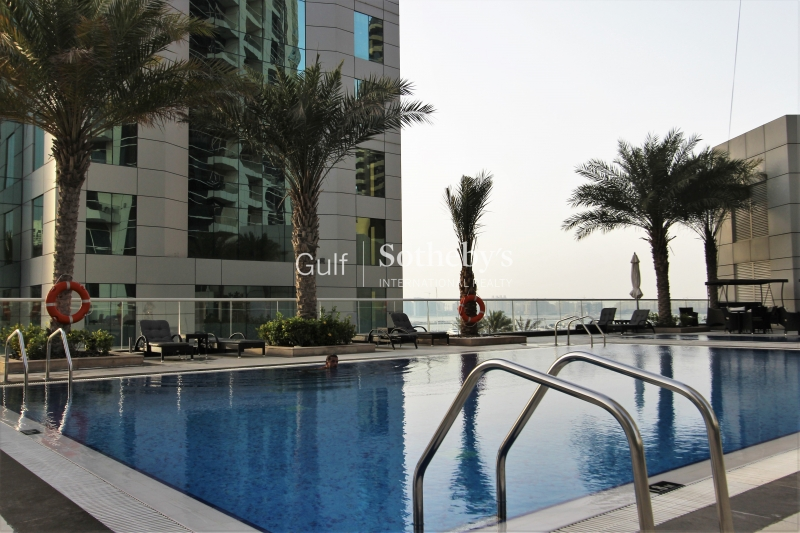 2bedroom With Marina View In Quays North