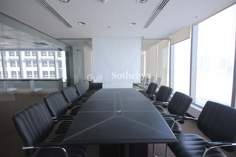 Furnished Office For Rent In Business Bay
