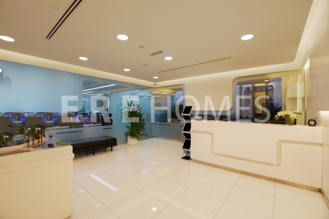 Exclusive Fitted Office Boulevard Plaza