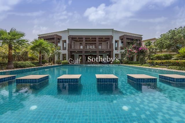 Emirates Hills Golf Course View Dual Villa