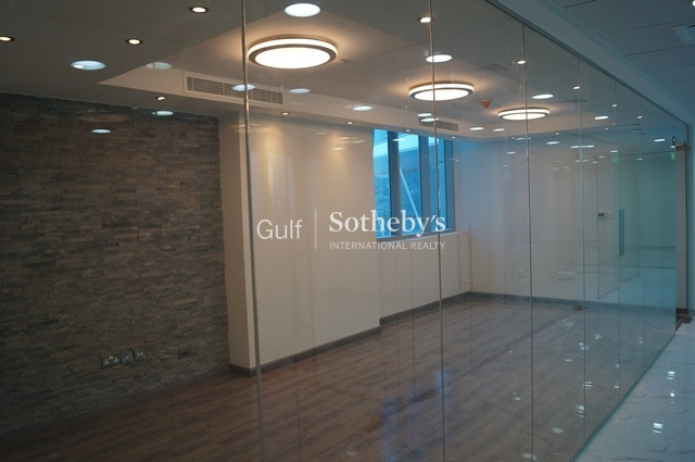 Ready Fitted Partitioned Office In Difc