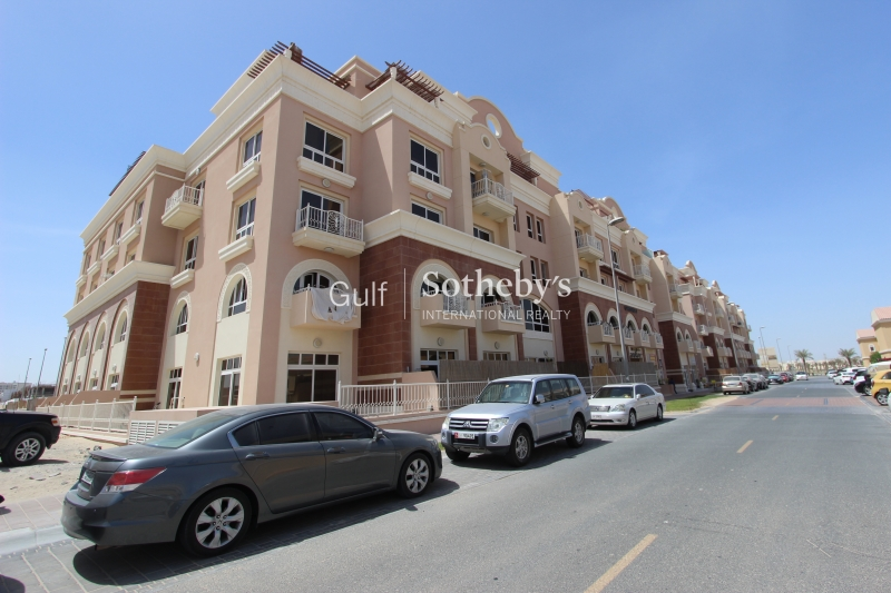 Large 1br Apartment In Jumeirah Village Circle