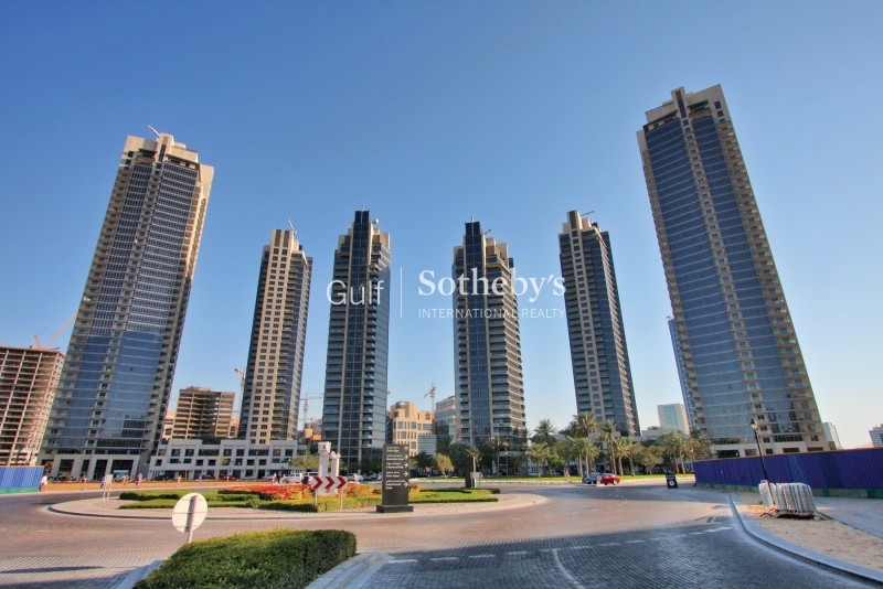 Fitted Office For Rent In Jumeirah Bay X3 Jlt