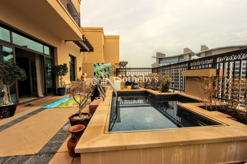 Fully Furnished 4 Bed Duplex Penthouse