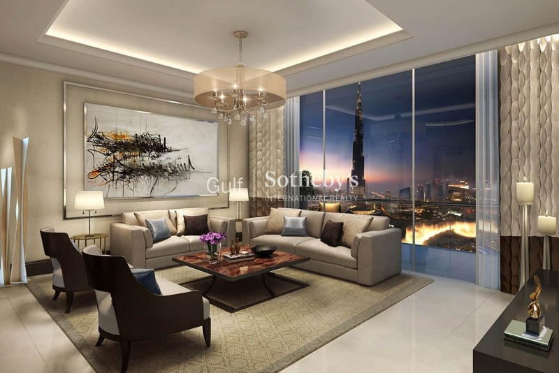 The Address Fountain Views Sky Collection Penthouse