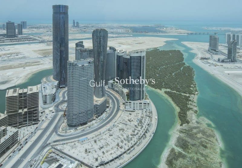 Al Reem Island-Sky Tower-High Floor-2br