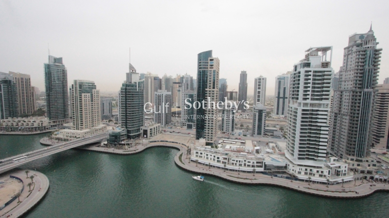 Picturesque Marina View, Park Island 1 Bed