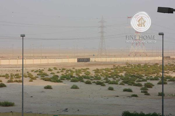Residential Land In Shakhbout City_abu Dhabi (L_991)