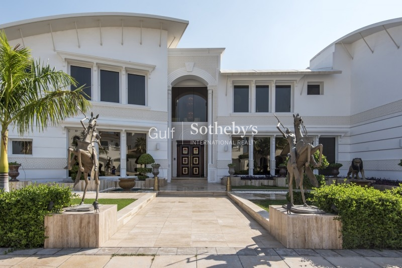 The Palm-L Frond-7br Signature Villa