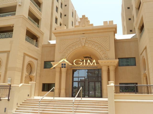 2br Plus Maid,type C, In Golden Mile 1,palm Jumeirah