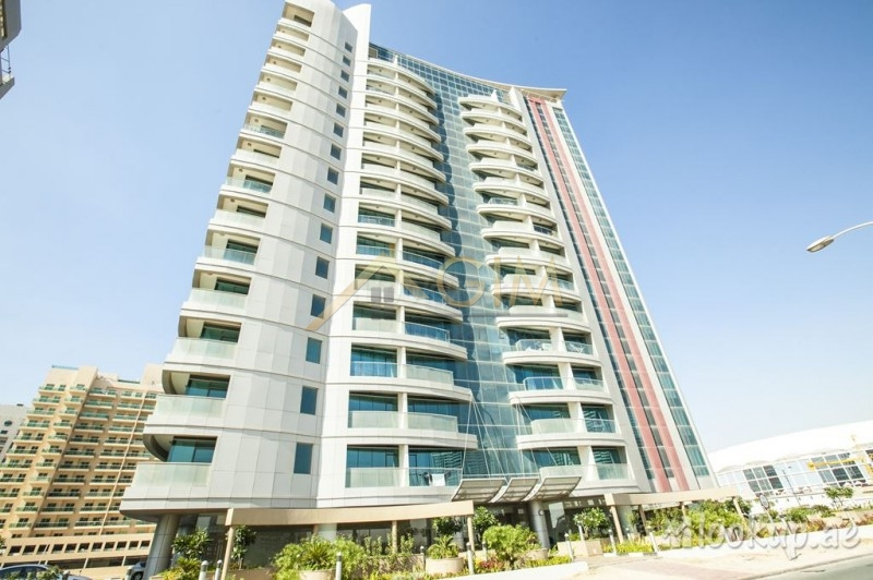 Brand New,vacant,1br In Hub Canal Tower 1,sports City