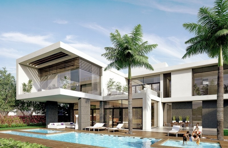 5 BR Luxury Villa in District One MBR City