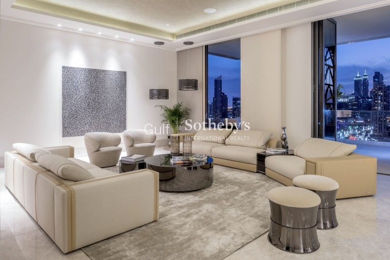 Ultra Luxurious Penthouse The 118 Tower
