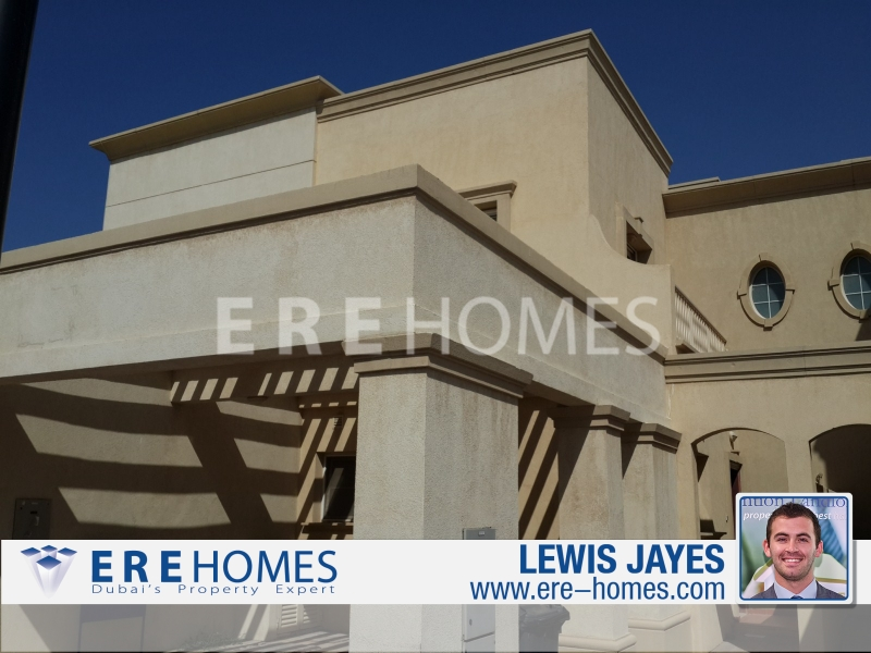 Fully Upgraded, Springs Type 4m Villa 2bed, 2bath Study. Er-S-5079
