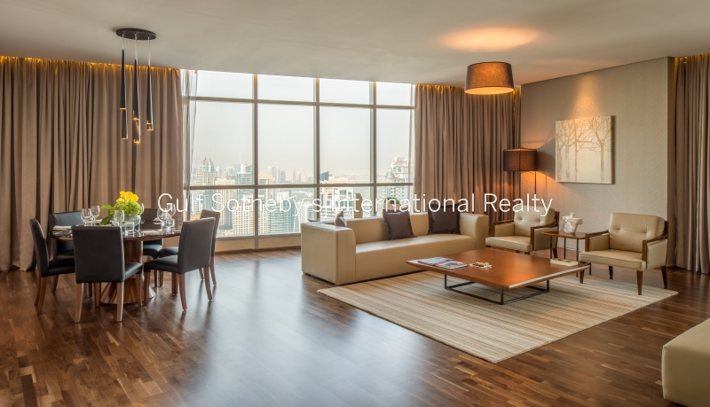 Saadiyat Island-Full Sea View-3br