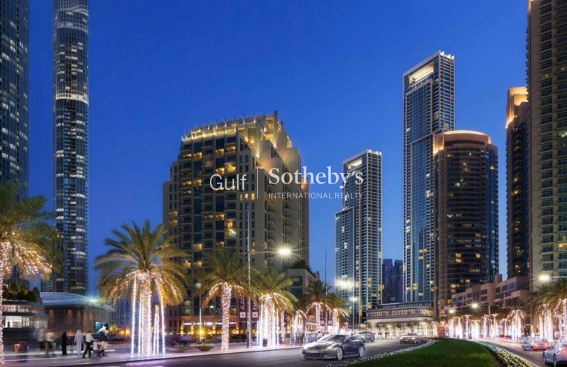 Large 2 Bed, Laundry Room, Executive Tower F Aed 130,000 Er R 13751