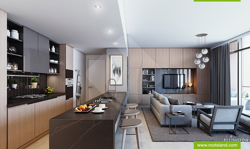 Luxurious brand new apartment, Direct from the Developer