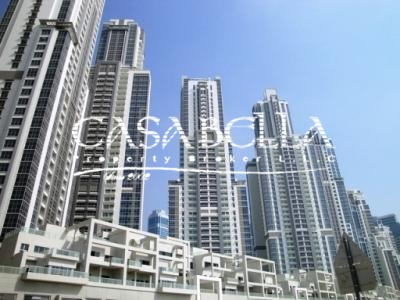 Beautiful Furnished 3 BR Plus Maids - Executive Tower, Business Bay