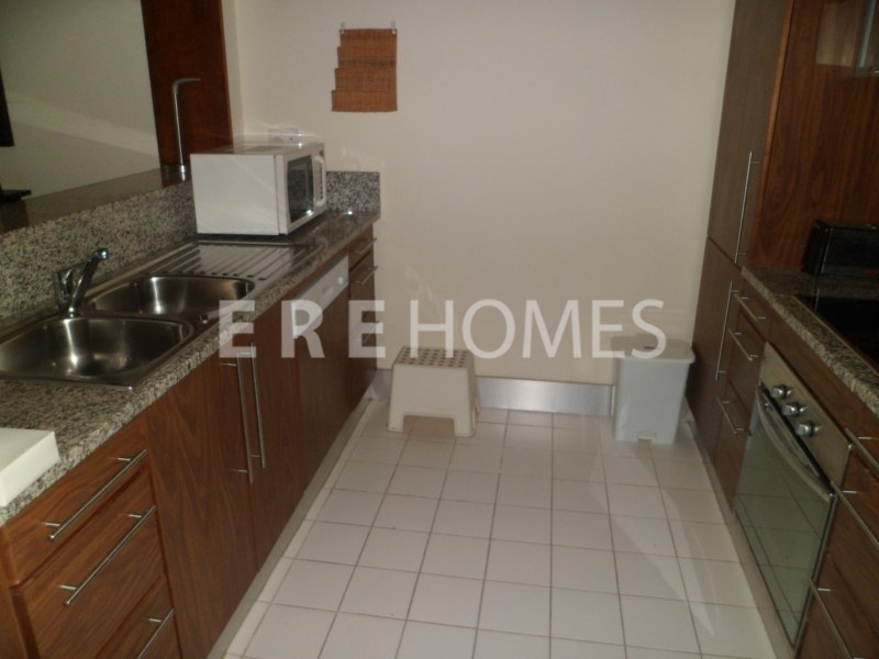 Cosy,one Bed, Unfurnished, High Floor, Al Sahab-Emaar, 110,000k Er-R-3396