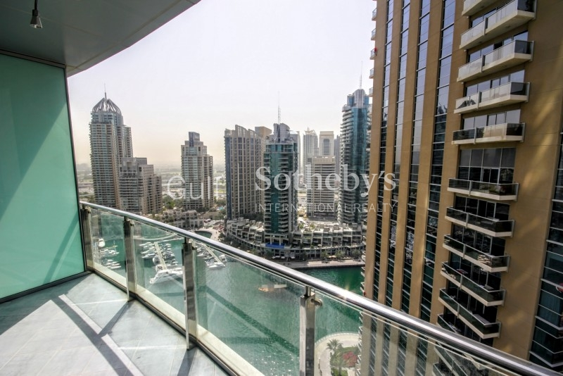 Furnished Or Unfurnished With Marina View